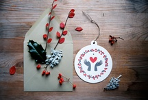 holiday cards! / by Lyndsey Wells