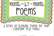 Poetry/Songs for Students / by Nicole Bryant Fender