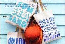 bags baskets / by beachcomber