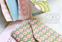 Stuff to Sew / by TwoChicklets