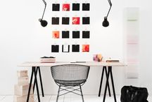 b_productive  / studio space ideas. / by just_b