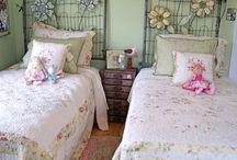 Dream Girls Bedroom / by L Marolf