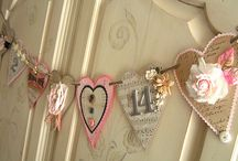 pink heart day / by Wendy W