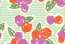 Pretty Patterns! / Patterns that make me happy. / by Dani Mullin