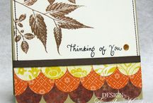 Fall Season Ideas / by Stampendous Stamps