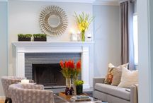 Living room / by Michele Hall