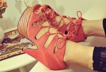 Shoes, A girls best friend / by Susan Justis