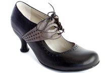 fluevog I dream / by bubiknits