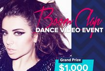 """Win $1,000 by entering the Charli XCX """"Boom Clap"""" competition! / http://goo.gl/6ho5Hb Head over to the DanceOn site, download a remix of Charli XCX's """"Boom Clap"""" and submit your original choreography by August 22, 2014 for a chance to win $1,000! / by DanceOn"""
