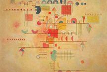 Kandinsky / by Joanna Richards