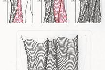 Art Zentangle U / by Sharon Salu