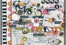 Digital Scrapbooking Stuff / by Michelle Huegel