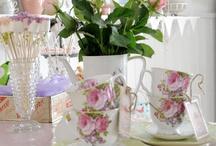 Tea Time / by Dorine Ledgerwood