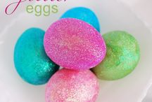 Easter- Egg Decorating / by Tylar Pattie