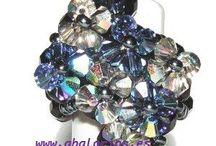 Beads-rings / by Naomi Key