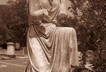 graveyards, cemeteries, tombstones, and the great beyond / by Beth B