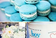BABY SHOWER IDEAS!! / by Carla Bolton