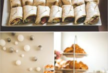 Wedding food  / by Michelle Santangelo