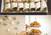 Wedding food  / by Michelle Santangelo