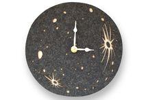 Clocks / Orologi realizzati con taglio laser / by Carlo Cianetti