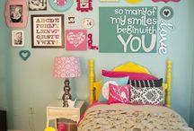 Room Decor Ideas / by Mary Andrews