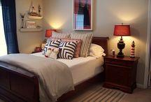 Vintage bedrooms / by A Bowl Full of Lemons