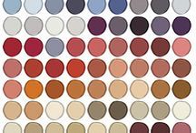 Paint colors / by Charlee Kimball