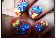 Nail Art Guru's / by Rachel Fairywings
