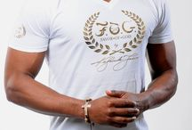 M - F.O.G. SIGNATURE Christian T-Shirt - Polar Ice White  / Express who you are with this stylish bold F.O.G. FAVOR OF GOD signature short sleeve Christian T-Shirt. This crew neckline tee features the bold F.O.G. logo in gold foil and signature logo design on the back near the neckline. #FOG Christian T-Shirts # Christian T-Shirts #Christian T-Shirts for Women #Stylish Christian T-Shirts #FOGcollection / by F.O.G. FAVOR OF GOD