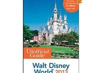 Best Disney Guide Books / Recommended Disney Guide Books from MilitaryDisneyTips.com / by Steve Bell- Military Disney Tips