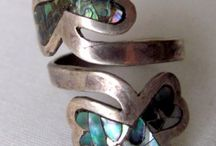 Vintage Jewelry 1850's - 1970's / Some lovely vintage jewelry for you! / by Vintage Mama