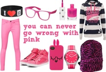 Think pink / by Amy Hernandez