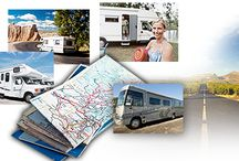Away You Go! / A compilation of Rentzio's blogs, newsletters and company information on RV Rentals. / by rentzio