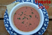 Soups / by Cynthia McClure