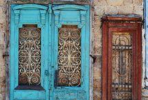 doors / by Traci Przybylek