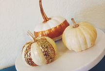 Fall Crafts / by Lauren DeBee