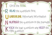 Test Taking Strategies / by Flavia Masino