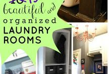 Laundry Rooms / by Shannon Moorhead-Horton
