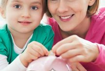 Saving Money - Babies and Kids / how to save money on anything kid related, save money on kids clothes, baby clothes, baby supplies and more / by Danielle - The Frugal Navy Wife