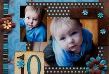 Craft: SCB-LO-Baby-Months/Milestones/BDay / by Jeanette Schwarz