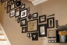 Hallway ideas / by Carol Costello