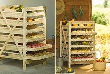 Food Storage / by Heidi Rawle Shinners