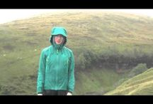 Winter Outdoor Jacket Reviews 2013/14 / We love our job most when we get to test out new kit! On a wet day in the Brecon Beacons we got the opportunity to test some of this winters most talked about jackets. / by Ellis Brigham Mountain Sports