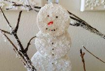 Snow people / by Debbie Rey