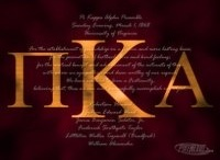 LOVE MY ΠΚΑ / by Morgan Armstrong