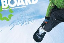 Snowboard Mag Covers / by Snowboard Magazine