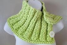 Knit & Crochet / by Leanne Williams-Barnett