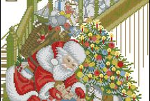 Cross-Stitch - Christmas / by Donna Erickson