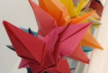 Origami / The art of folding. / by Jean Pluvinage