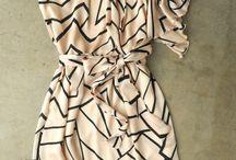 Dresses / by Roxanne Friolet